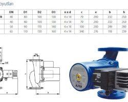 Su Pompası Teknik Özellikleri