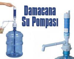 Pilli Su Pompası